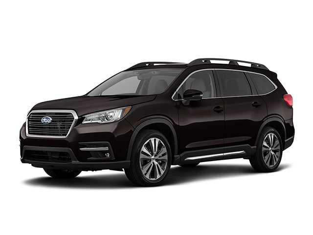 14 The 2019 Subaru Ascent Video Spy Shoot by 2019 Subaru Ascent Video