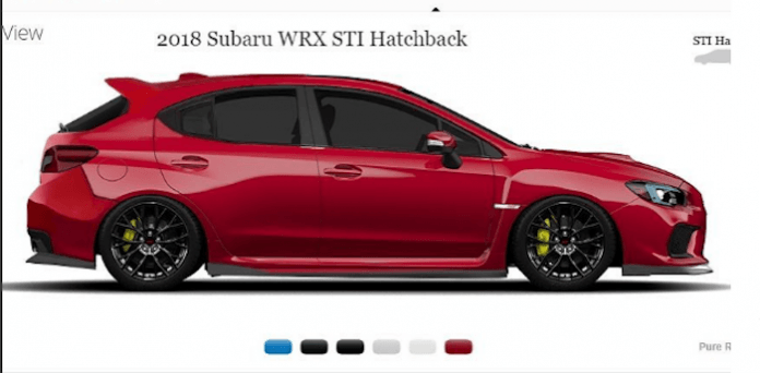 14 The 2019 Subaru Wrx Sti Hatch Style with 2019 Subaru Wrx Sti Hatch