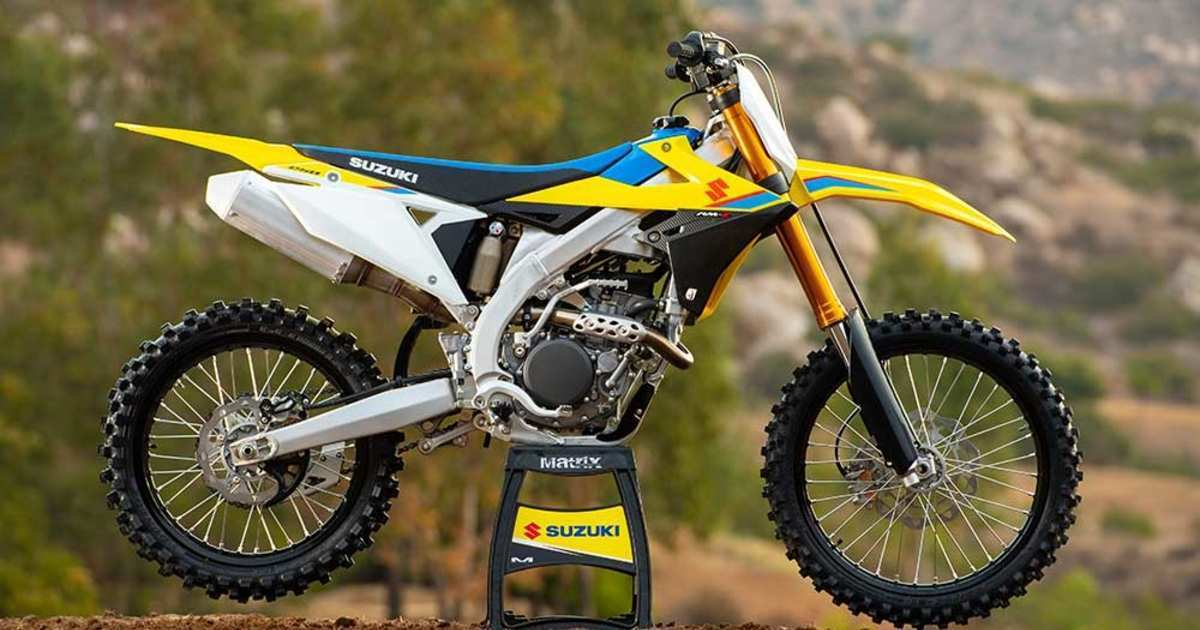 14 The 2019 Suzuki Motocross First Drive for 2019 Suzuki Motocross