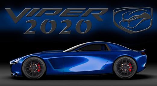 14 The 2020 Dodge Viper Concept Style for 2020 Dodge Viper Concept