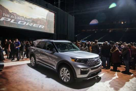 14 The 2020 Ford Explorer Design Price and Review by 2020 Ford Explorer Design