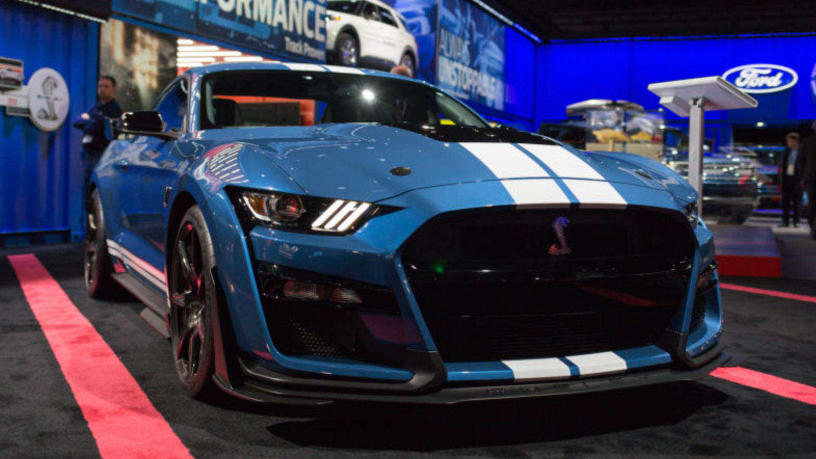 14 The 2020 Ford Mustang Cobra Style for 2020 Ford Mustang Cobra