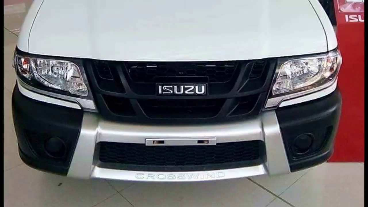14 The Isuzu Panther 2019 Ratings with Isuzu Panther 2019