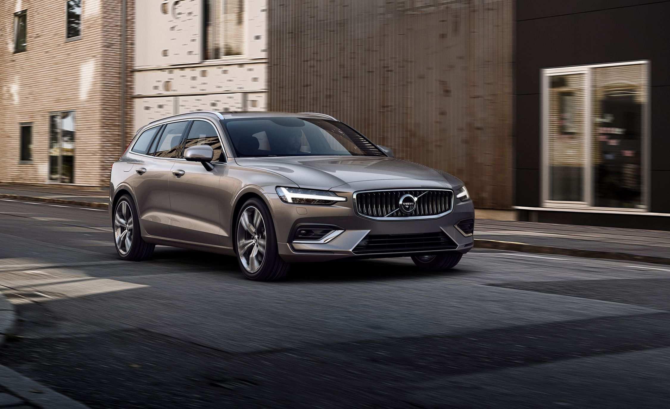 14 The New 2019 Volvo V60 Speed Test by New 2019 Volvo V60