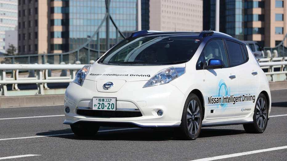 14 The Nissan Autonomous 2020 Specs for Nissan Autonomous 2020