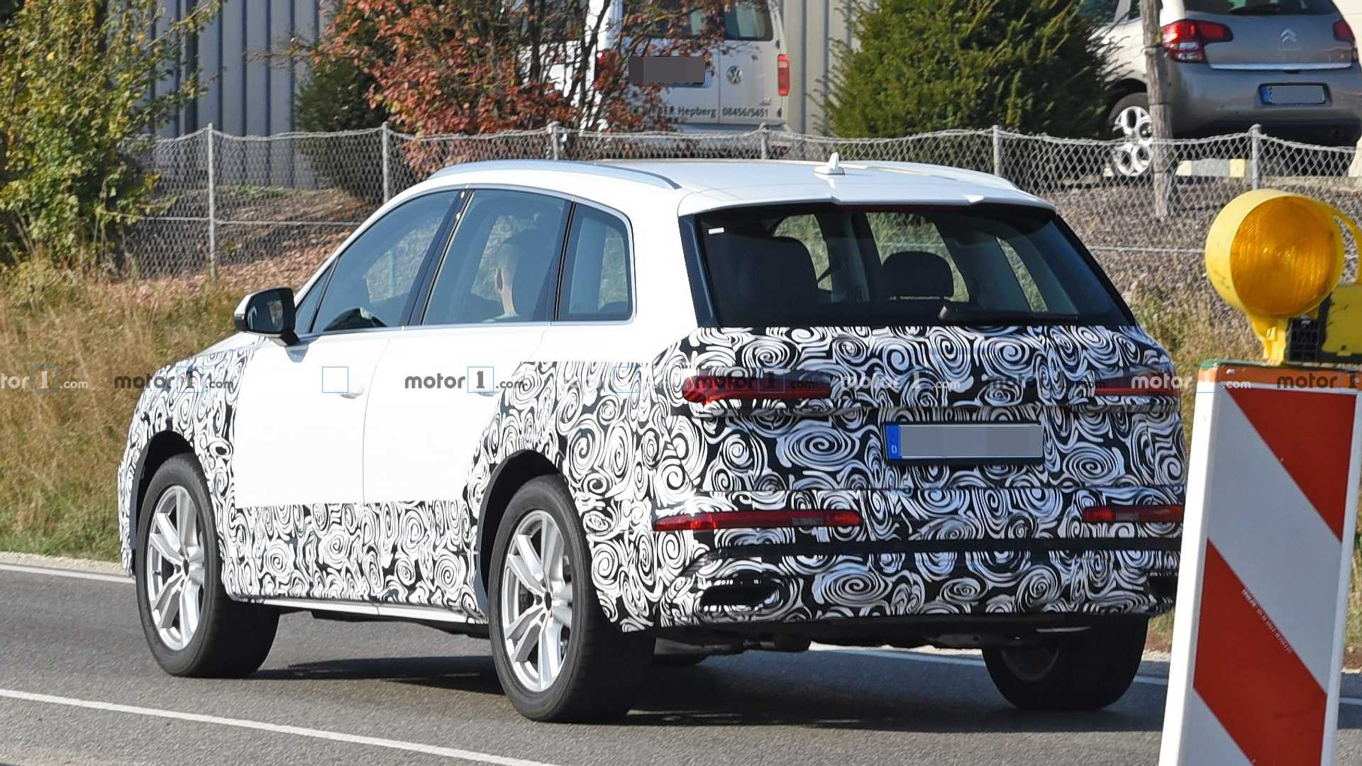 15 All New 2019 Audi Q7 Facelift Performance with 2019 Audi Q7 Facelift