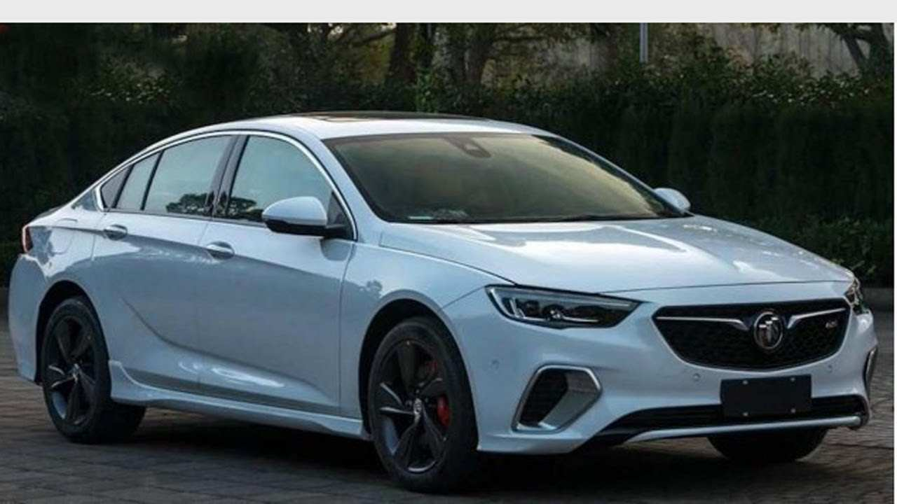 15 All New 2019 Buick Regal Wallpaper for 2019 Buick Regal