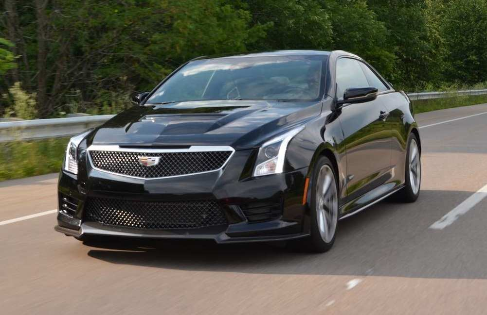 15 All New 2019 Cts V Coupe New Concept for 2019 Cts V Coupe