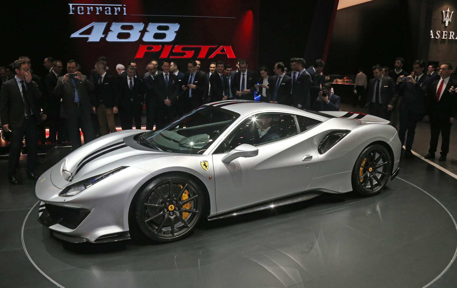 15 All New 2019 Ferrari 588 Performance with 2019 Ferrari 588