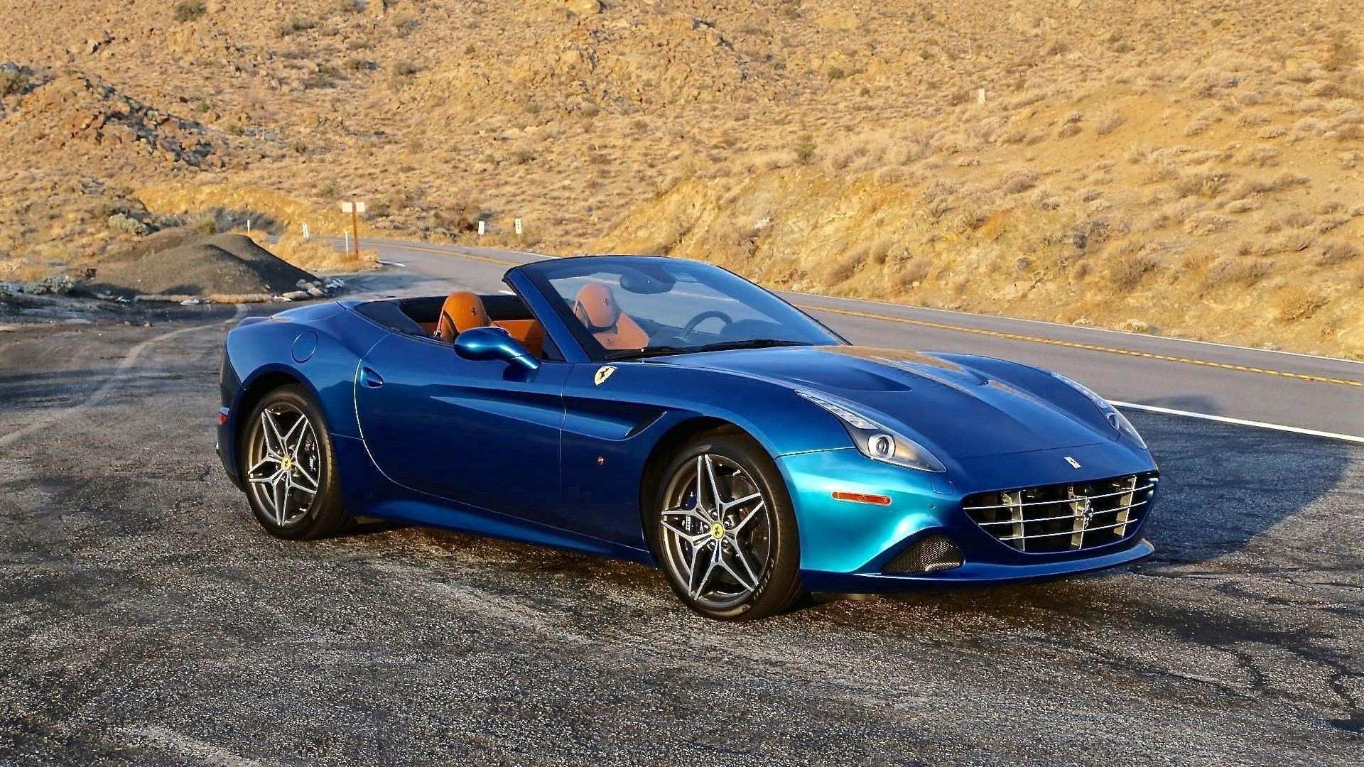 15 All New 2019 Ferrari California Performance and New Engine for 2019 Ferrari California
