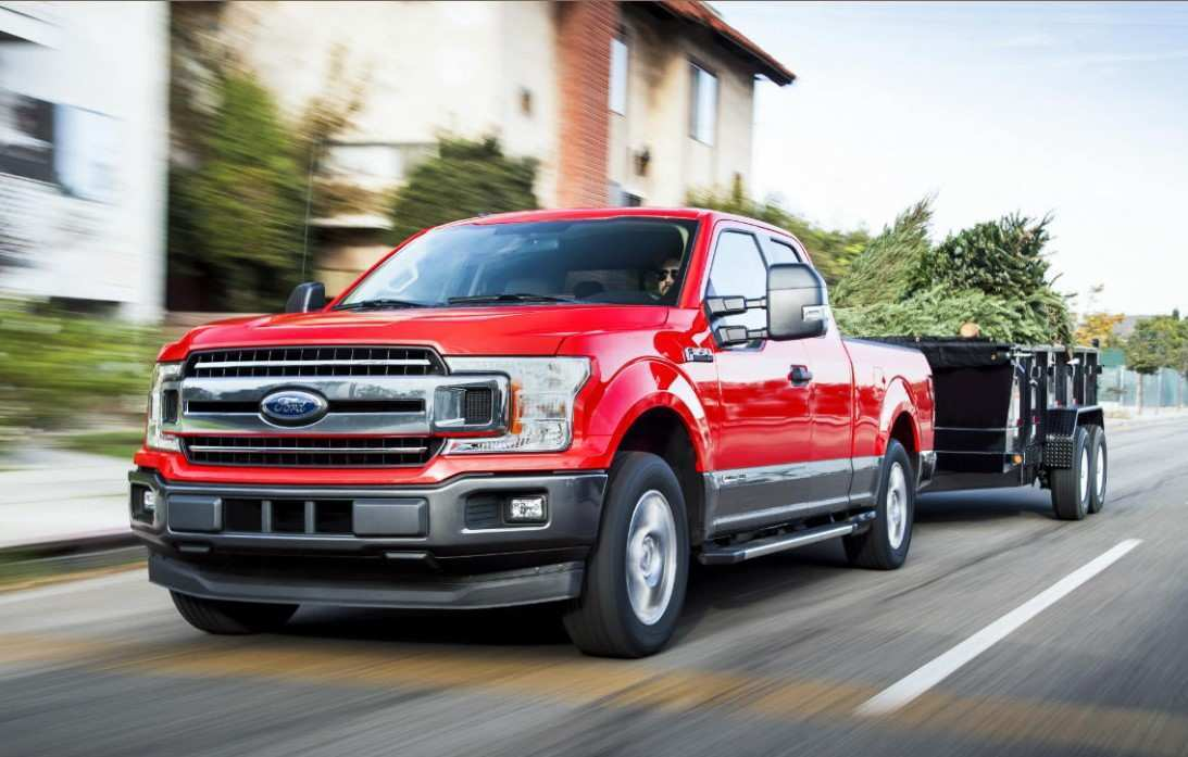 15 All New 2019 Ford F 150 Hybrid New Concept with 2019 Ford F 150 Hybrid