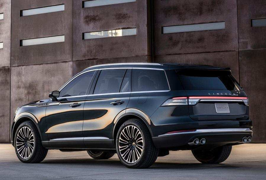 15 All New 2019 Ford Lincoln Pictures by 2019 Ford Lincoln