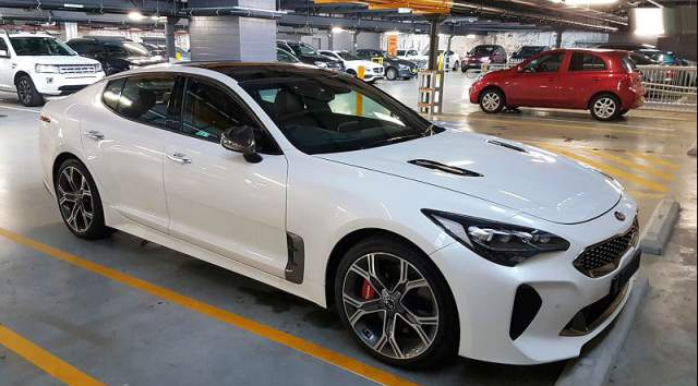 15 All New 2019 Kia Stinger Gt Plus Model with 2019 Kia Stinger Gt Plus