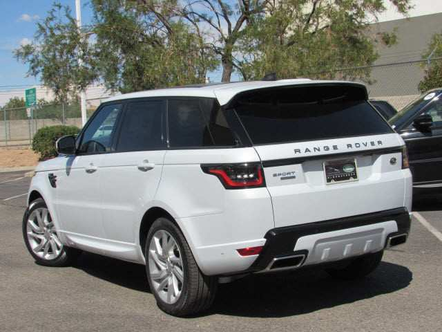 15 All New 2019 Land Rover Range Rover Sport Overview by 2019 Land Rover Range Rover Sport