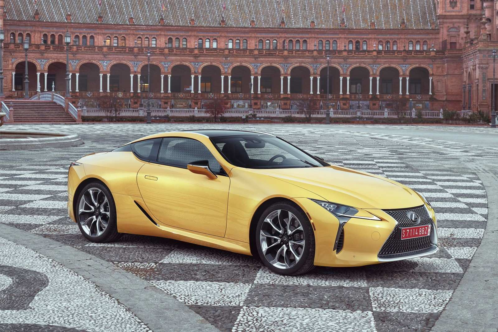 15 All New 2019 Lexus Lc F Picture by 2019 Lexus Lc F