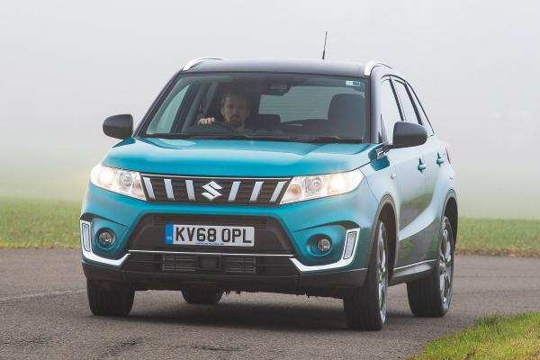 15 All New 2019 Suzuki Suv Configurations for 2019 Suzuki Suv