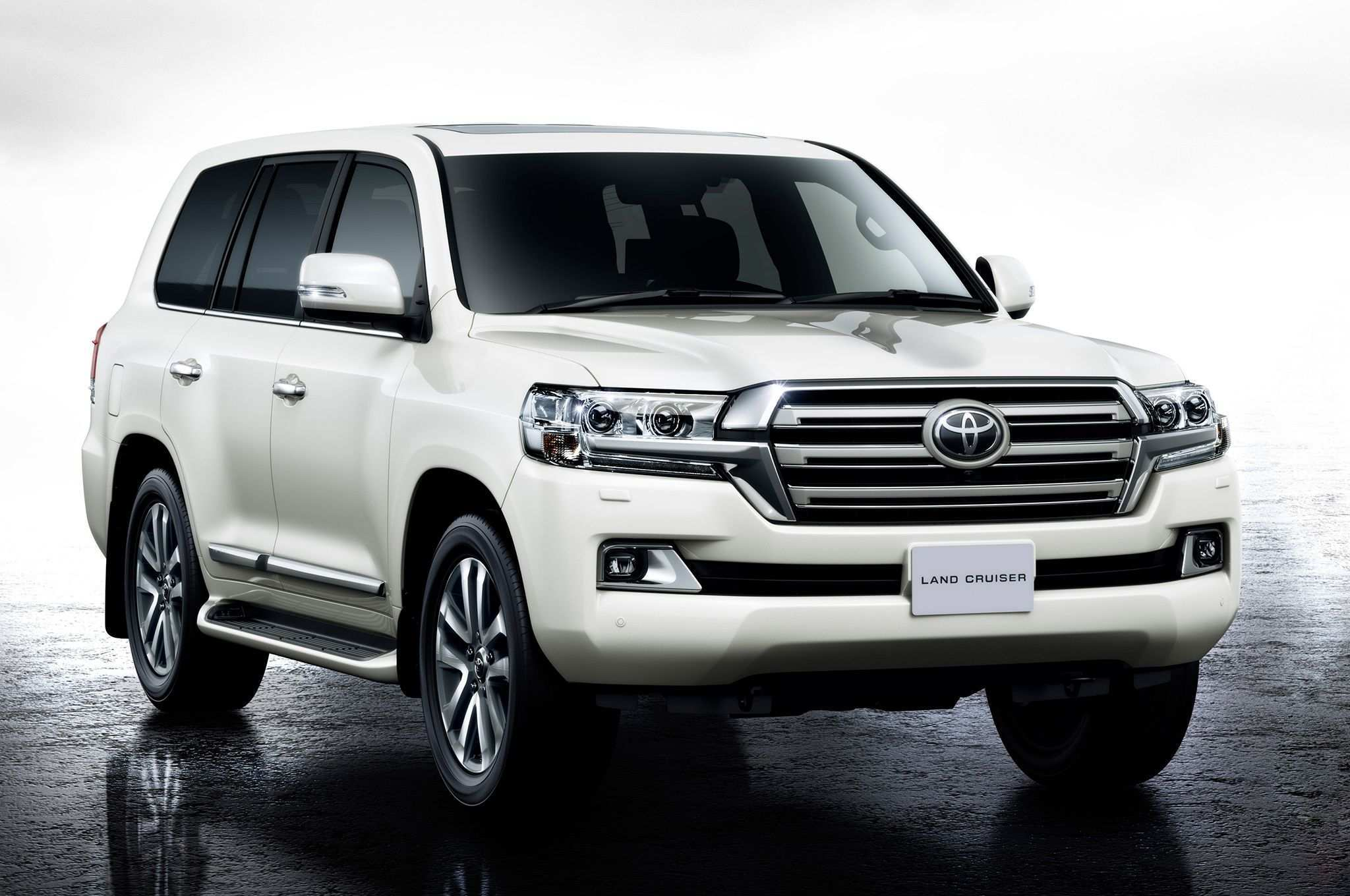 15 All New 2019 Toyota Land Cruiser 200 Speed Test with 2019 Toyota Land Cruiser 200