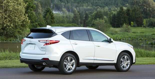 15 All New 2020 Acura Cdx First Drive with 2020 Acura Cdx