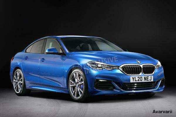 15 All New 2020 Bmw 4 Series Gran Coupe Release by 2020 Bmw 4 Series Gran Coupe