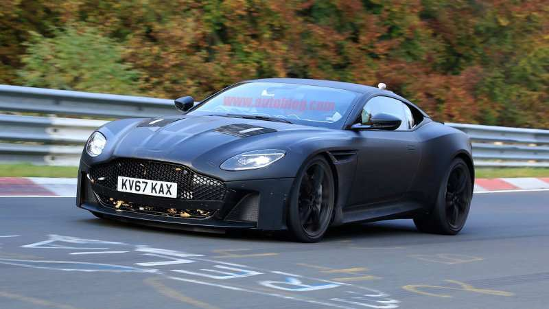 15 Best Review 2019 Aston Dbs Exterior for 2019 Aston Dbs