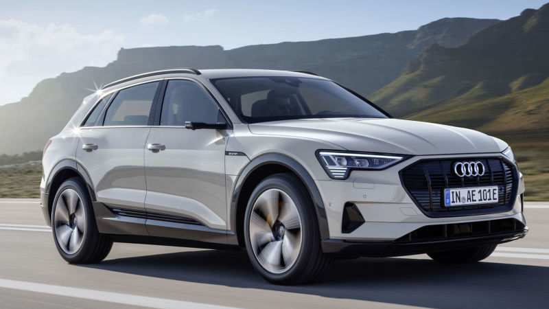 15 Best Review 2019 Audi Electric Car Redesign for 2019 Audi Electric Car