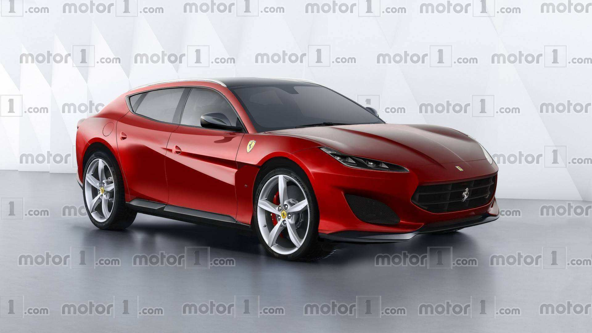 15 Best Review 2019 Ferrari Suv Exterior by 2019 Ferrari Suv