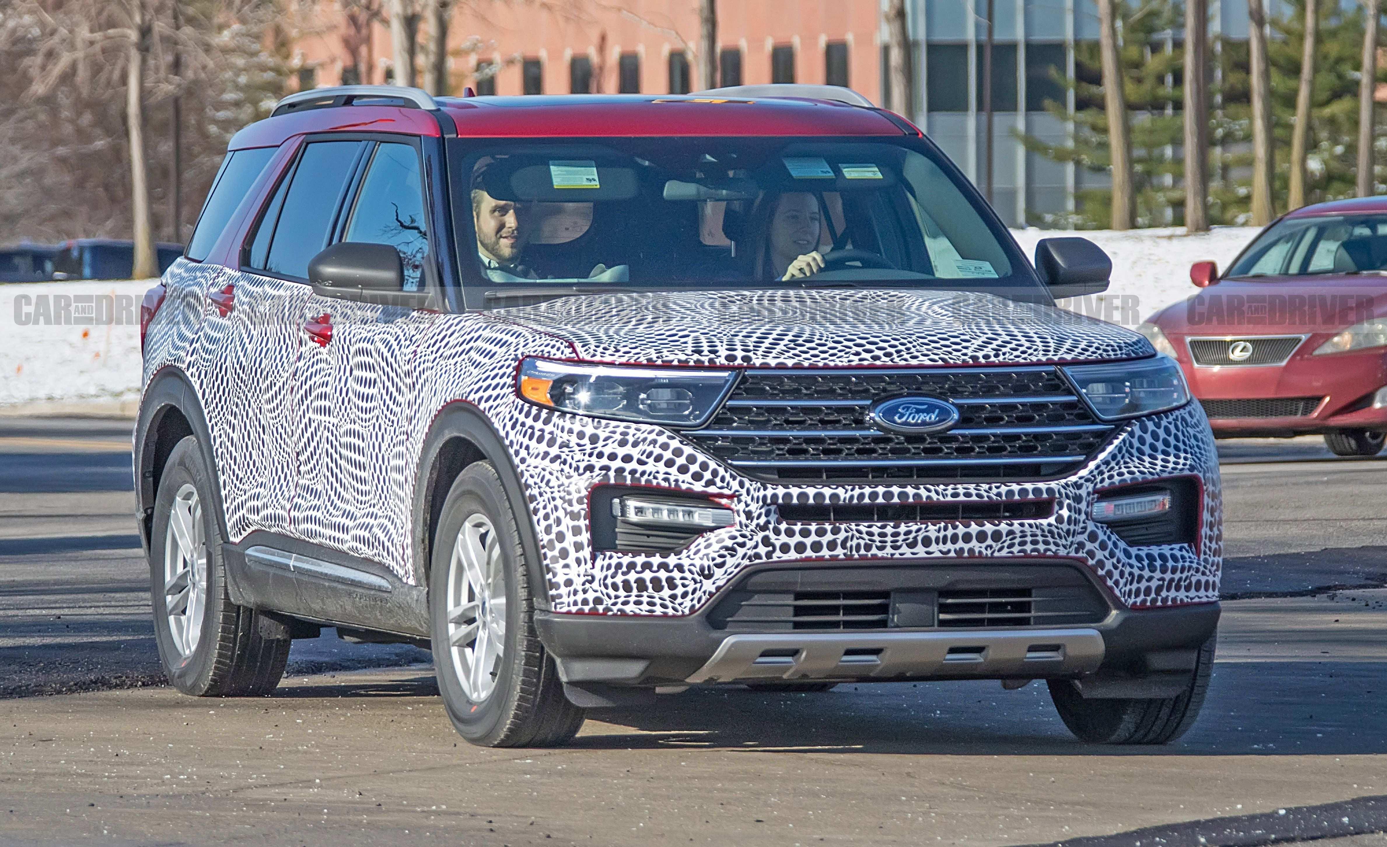 15 Best Review 2020 Ford Explorer Design Specs by 2020 Ford Explorer Design
