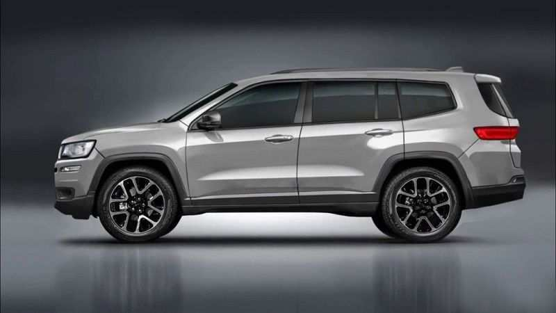 15 Best Review 2020 Jeep Wagoneer Specs for 2020 Jeep Wagoneer