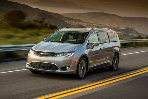 15 Concept of 2019 Chrysler Pacifica Review Model for 2019 Chrysler Pacifica Review