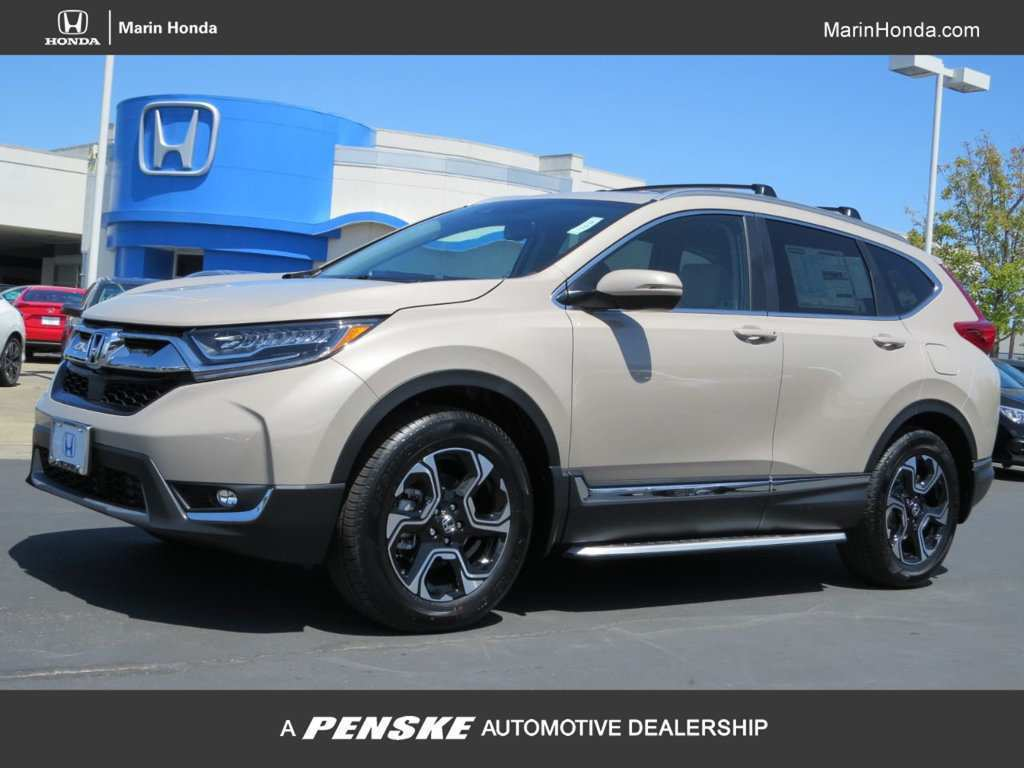 15 Concept of 2019 Honda Touring Crv Exterior for 2019 Honda Touring Crv