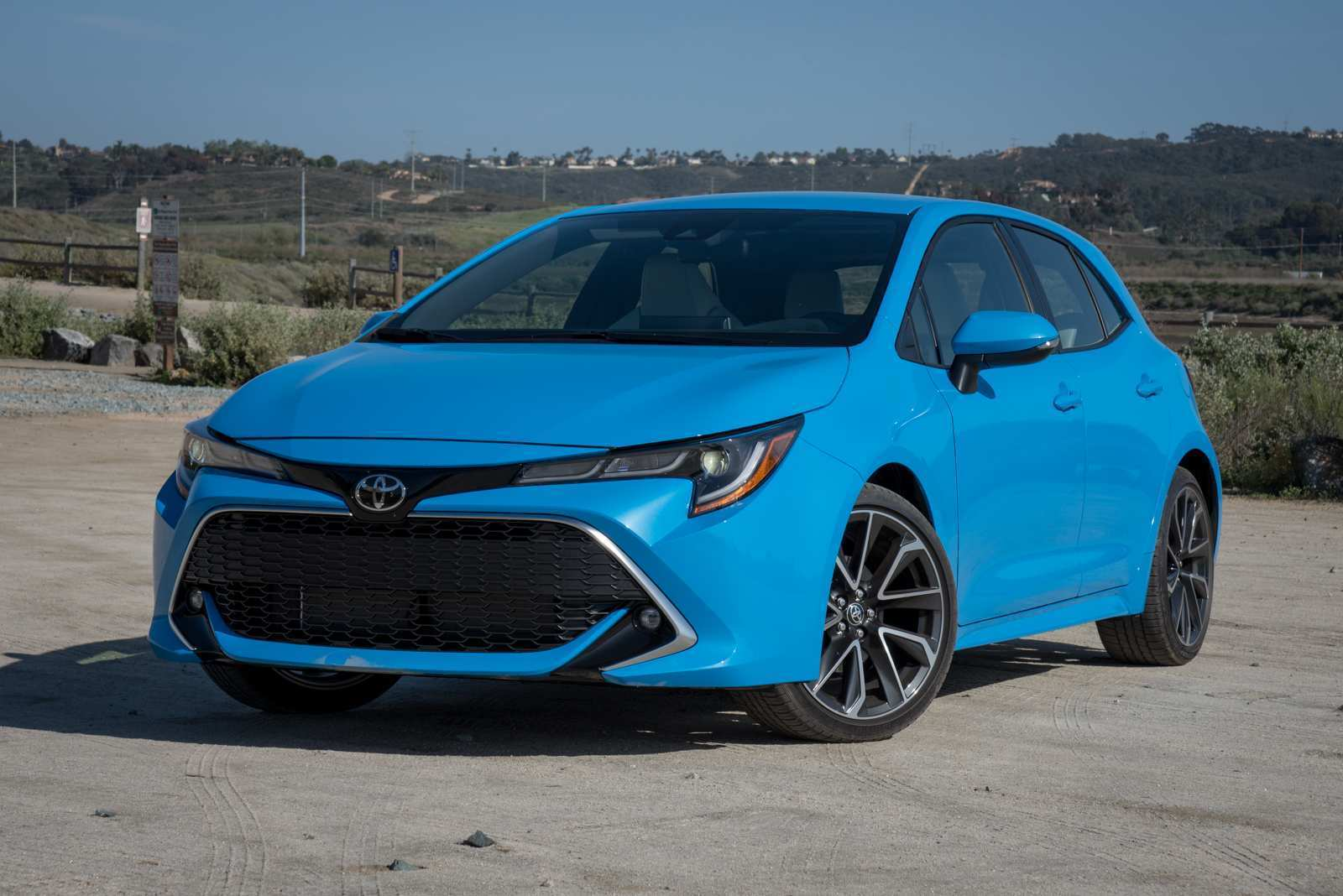 15 Concept of 2019 Toyota Corolla Hatchback Review Redesign for 2019 Toyota Corolla Hatchback Review