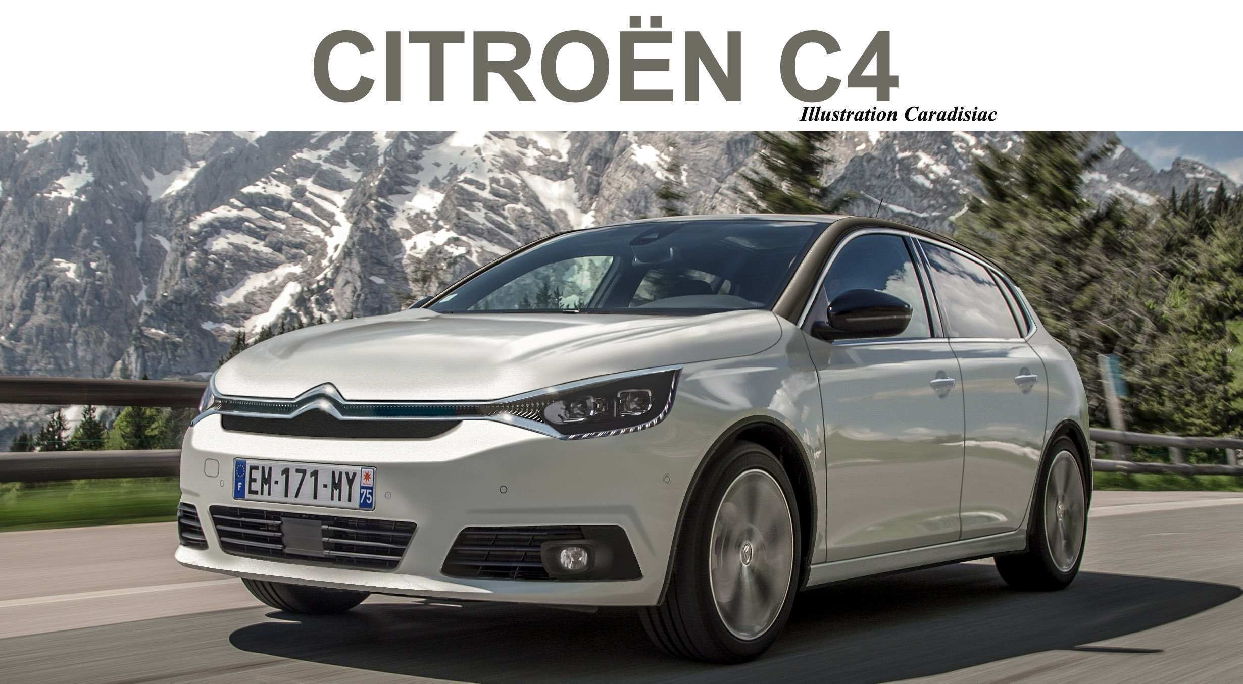 15 Concept of Citroen C4 2020 Specs by Citroen C4 2020
