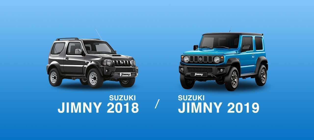 15 Concept of New 2019 Suzuki Jimny Performance and New Engine for New 2019 Suzuki Jimny