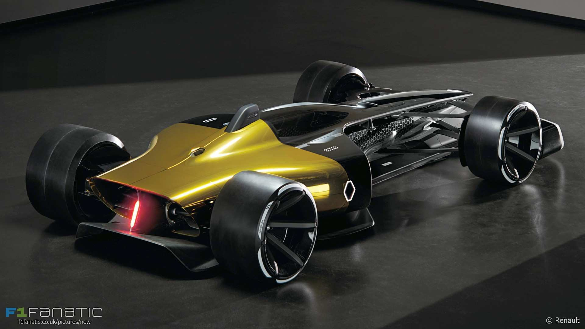 15 Concept of Renault 2020 F1 Spesification with Renault 2020 F1