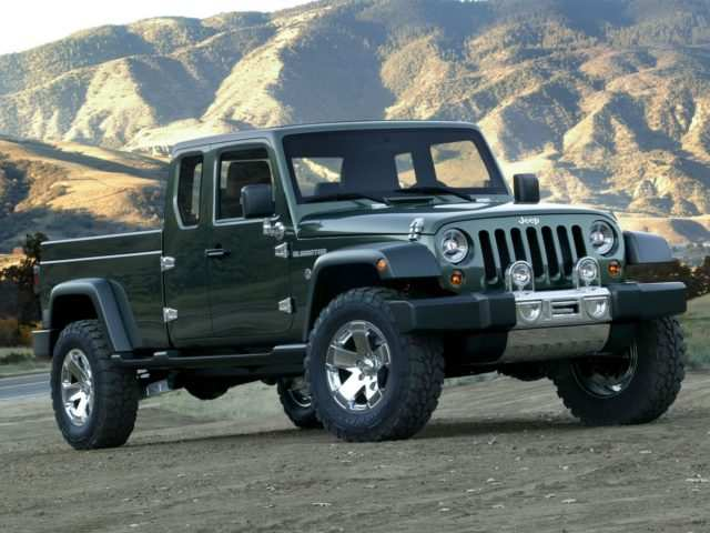15 Gallery of 2019 Jeep Gladiator Price Exterior with 2019 Jeep Gladiator Price