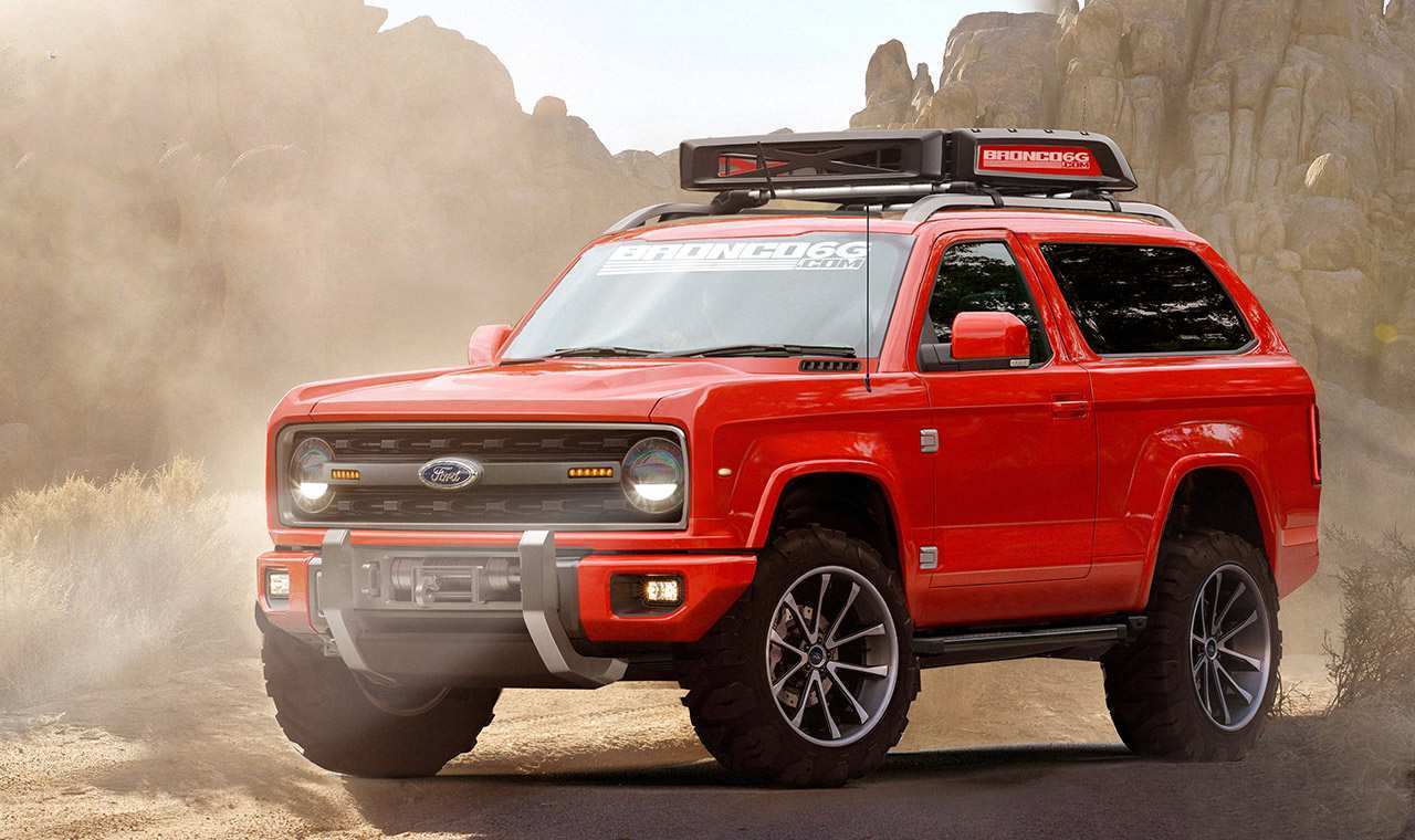 15 Gallery of 2020 Ford Bronco Air Roof Model with 2020 Ford Bronco Air Roof