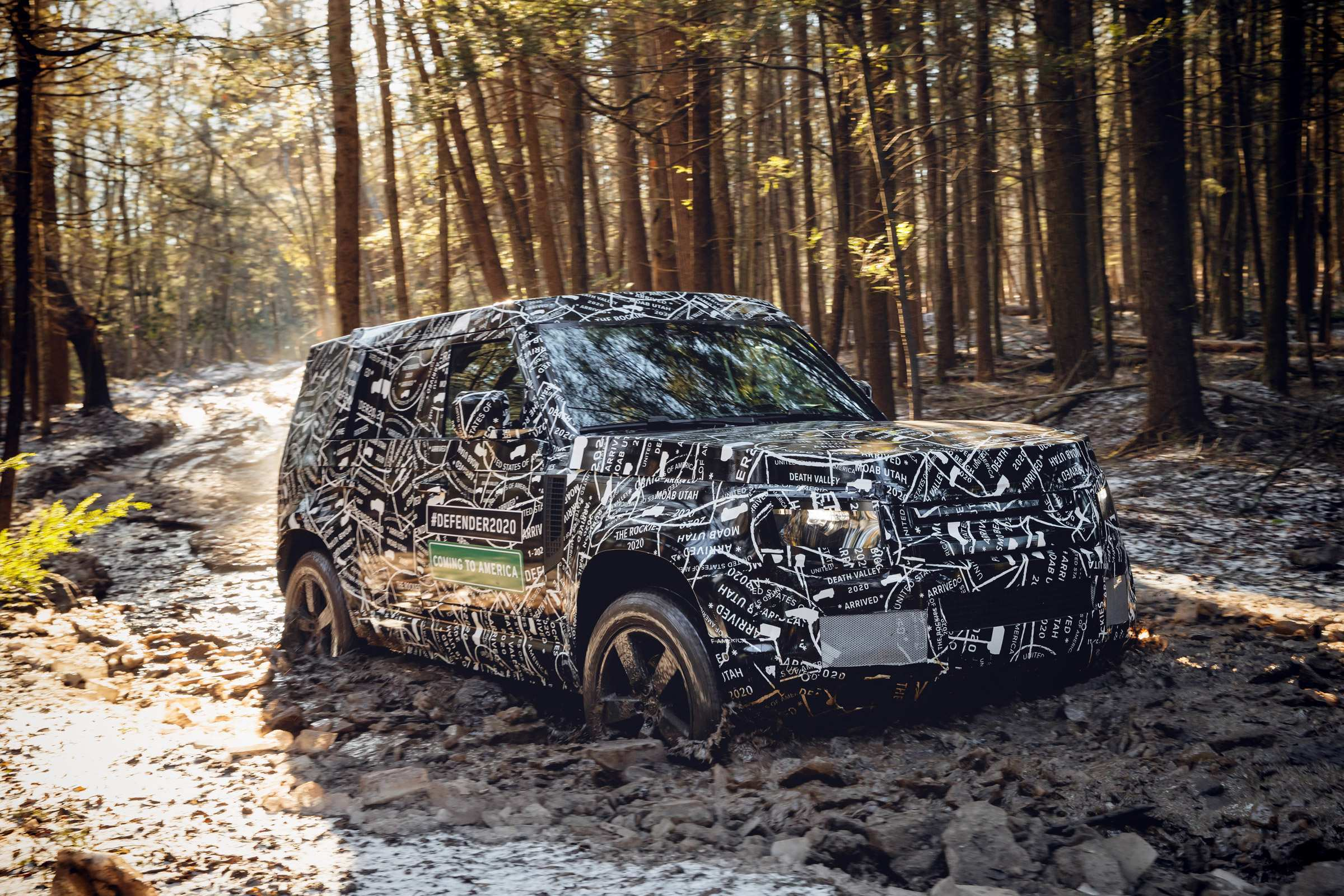 15 Gallery of New Land Rover Defender 2020 Model with New Land Rover Defender 2020
