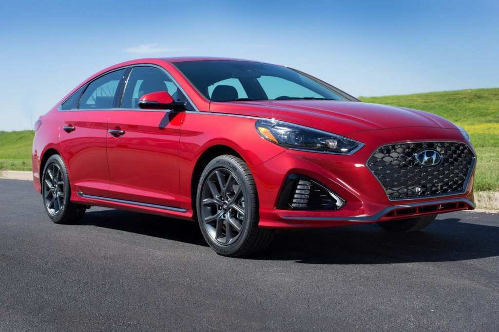 15 Great 2019 Hyundai Sonata Review Speed Test with 2019 Hyundai Sonata Review