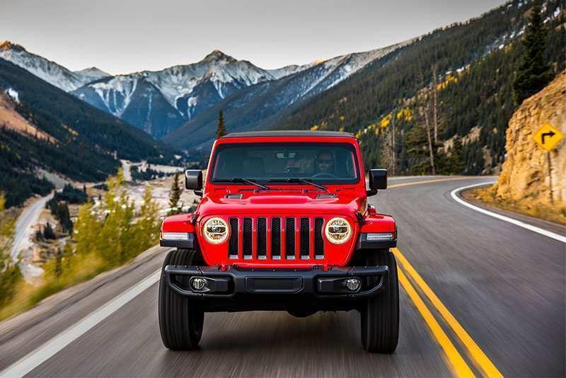 15 Great 2019 Jeep Wrangler La Auto Show Model for 2019 Jeep Wrangler La Auto Show
