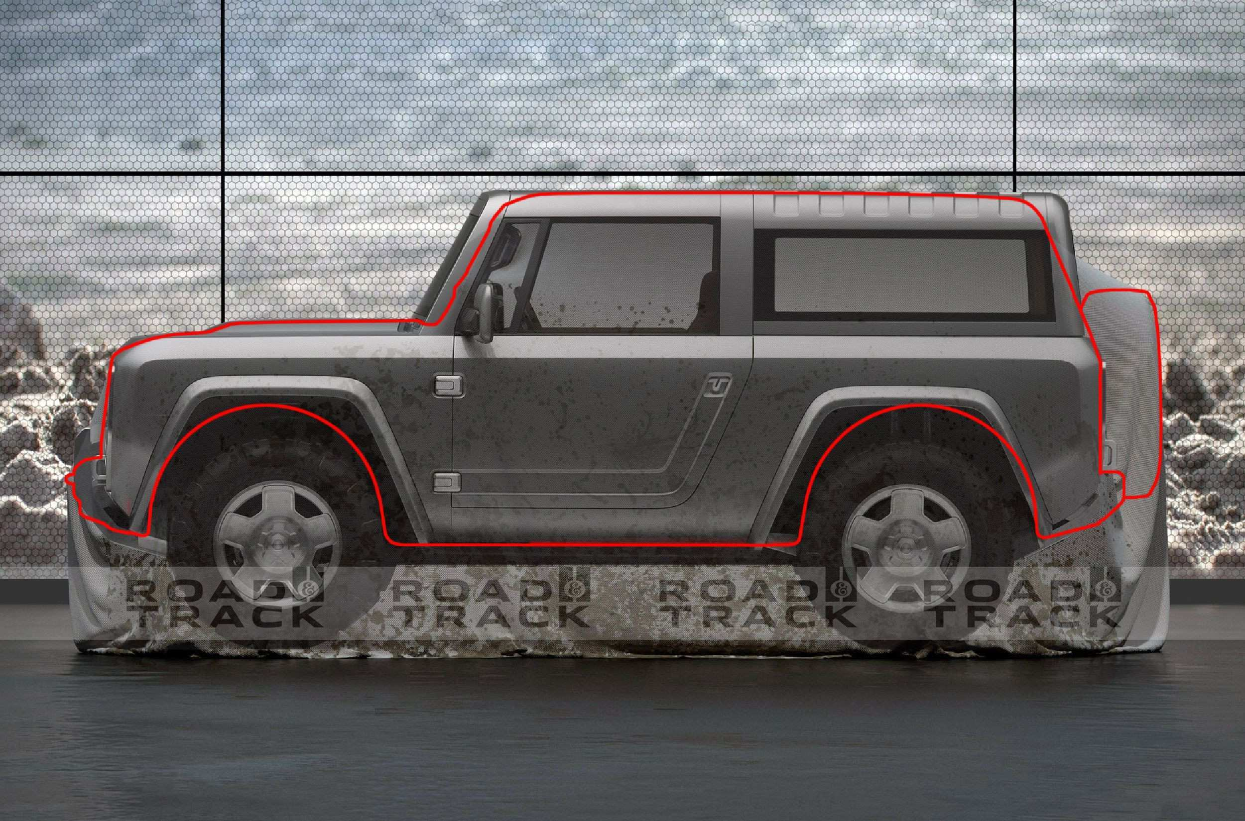 15 Great 2020 Ford Bronco Air Roof Images by 2020 Ford Bronco Air Roof