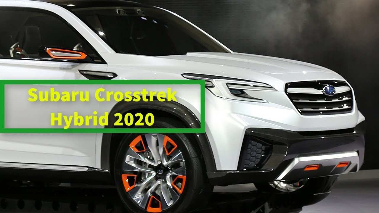 15 Great 2020 Subaru Hybrid Exterior and Interior with 2020 Subaru Hybrid