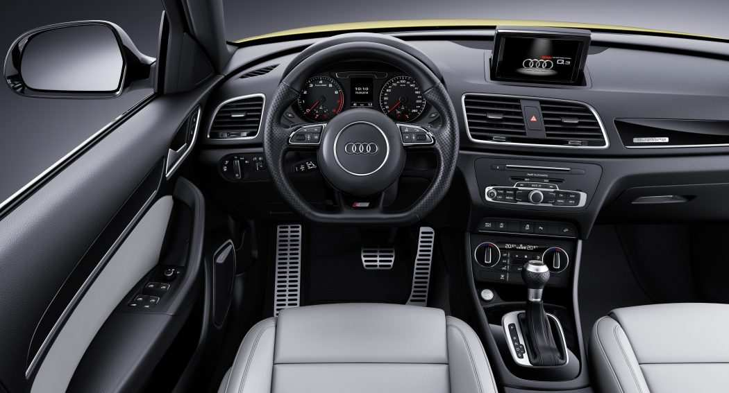 15 New 2019 Audi A4 Interior Overview for 2019 Audi A4 Interior