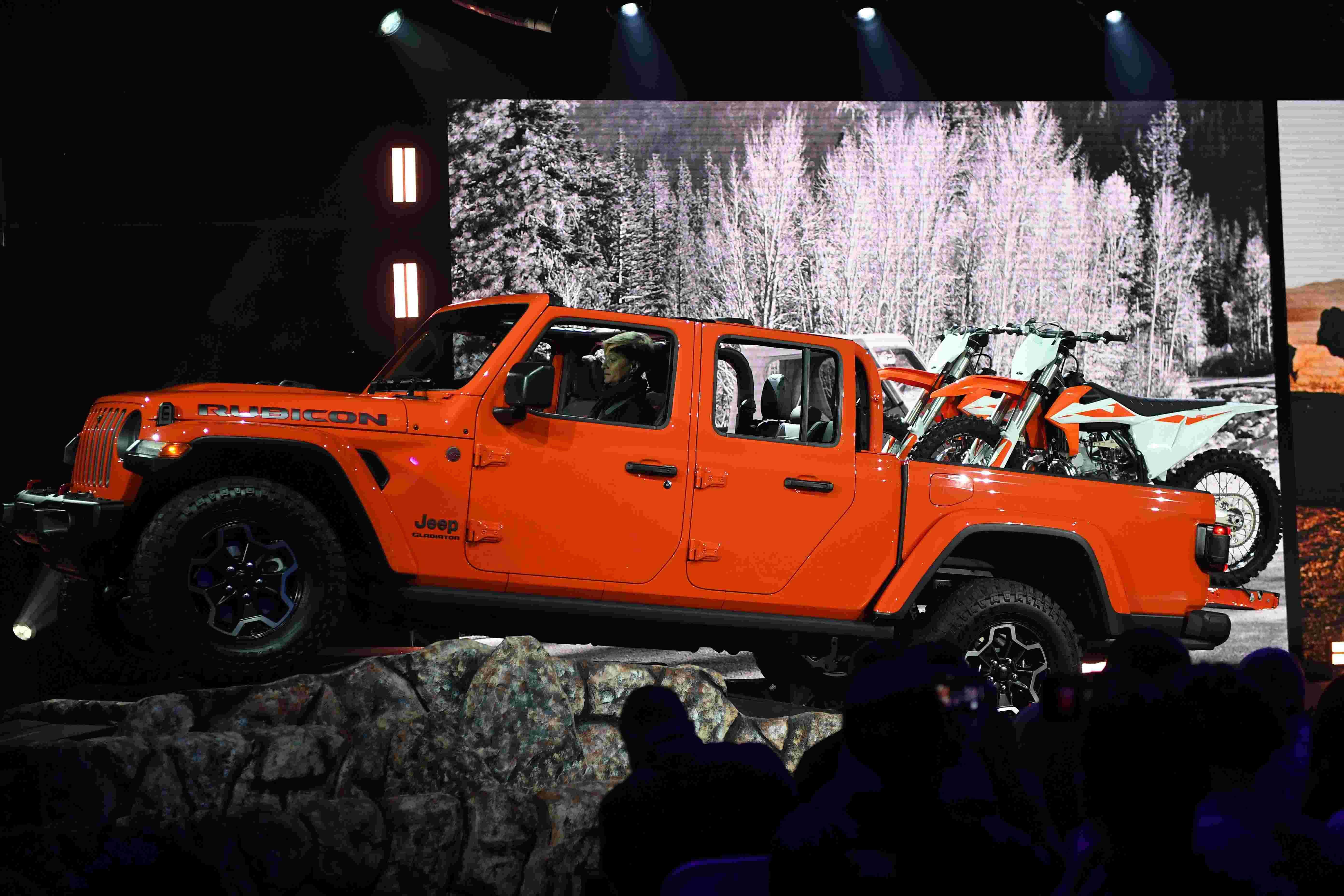 15 New 2019 Jeep Wrangler La Auto Show Wallpaper by 2019 Jeep Wrangler La Auto Show