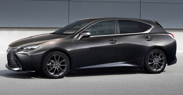 15 New 2019 Lexus Hatchback Redesign and Concept by 2019 Lexus Hatchback