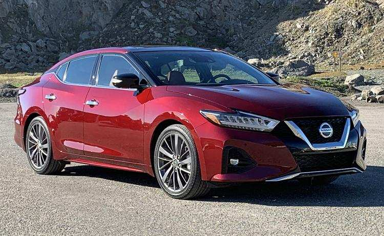 15 New 2019 Nissan Maxima Release Date with 2019 Nissan Maxima