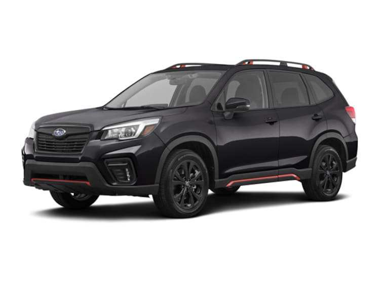 15 New 2019 Subaru Forester Sport Specs by 2019 Subaru Forester Sport