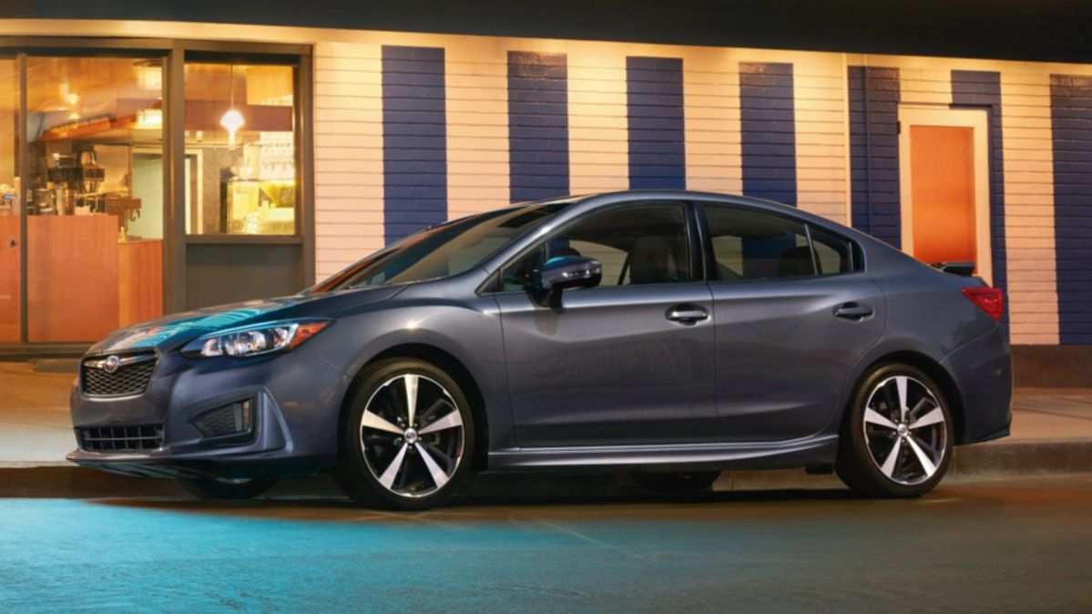 15 New 2019 Subaru Impreza Sedan Reviews for 2019 Subaru Impreza Sedan