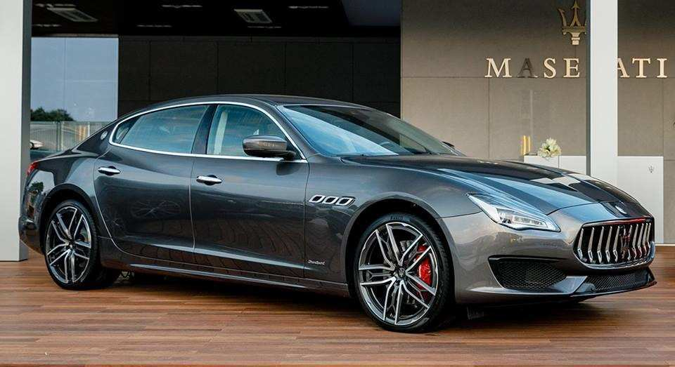 15 New Maserati Quattroporte Gts 2019 Overview by Maserati Quattroporte Gts 2019