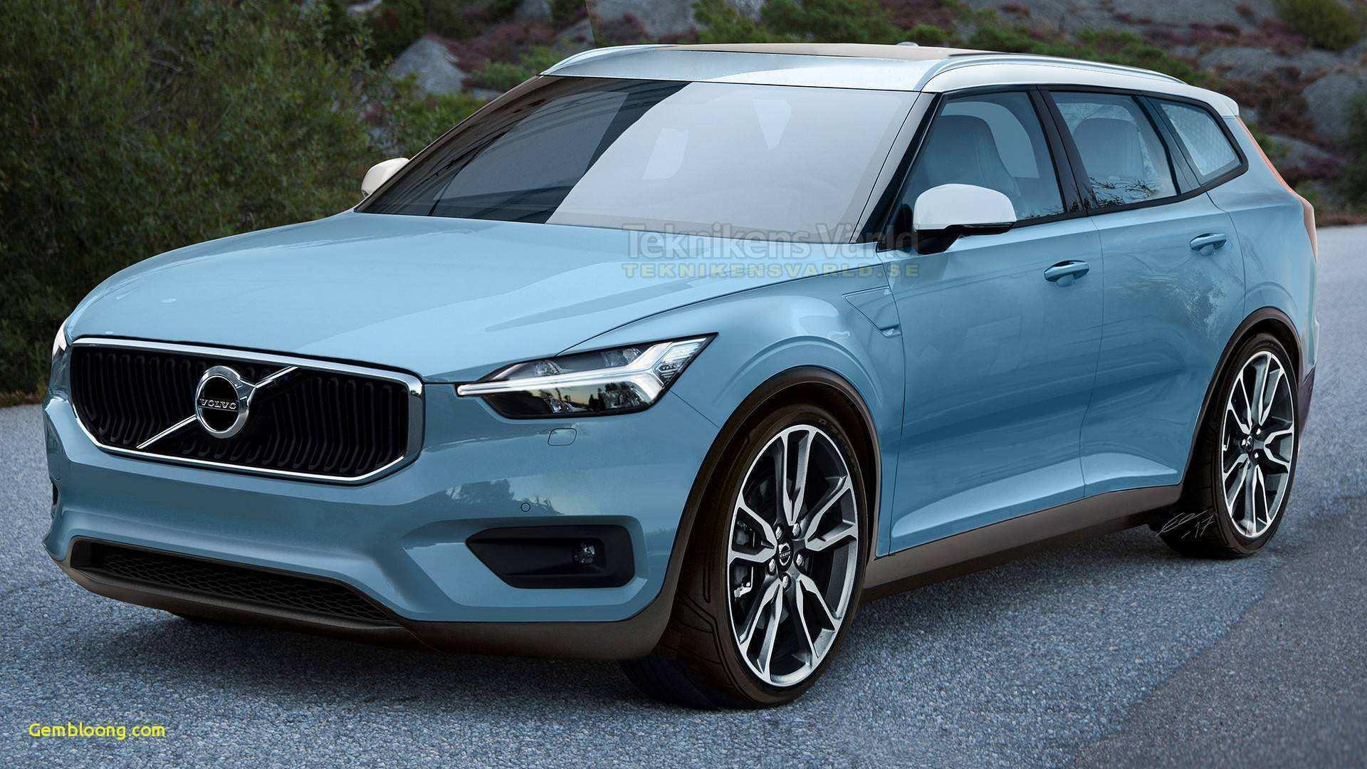 15 New Volvo Wizja 2020 Rumors for Volvo Wizja 2020