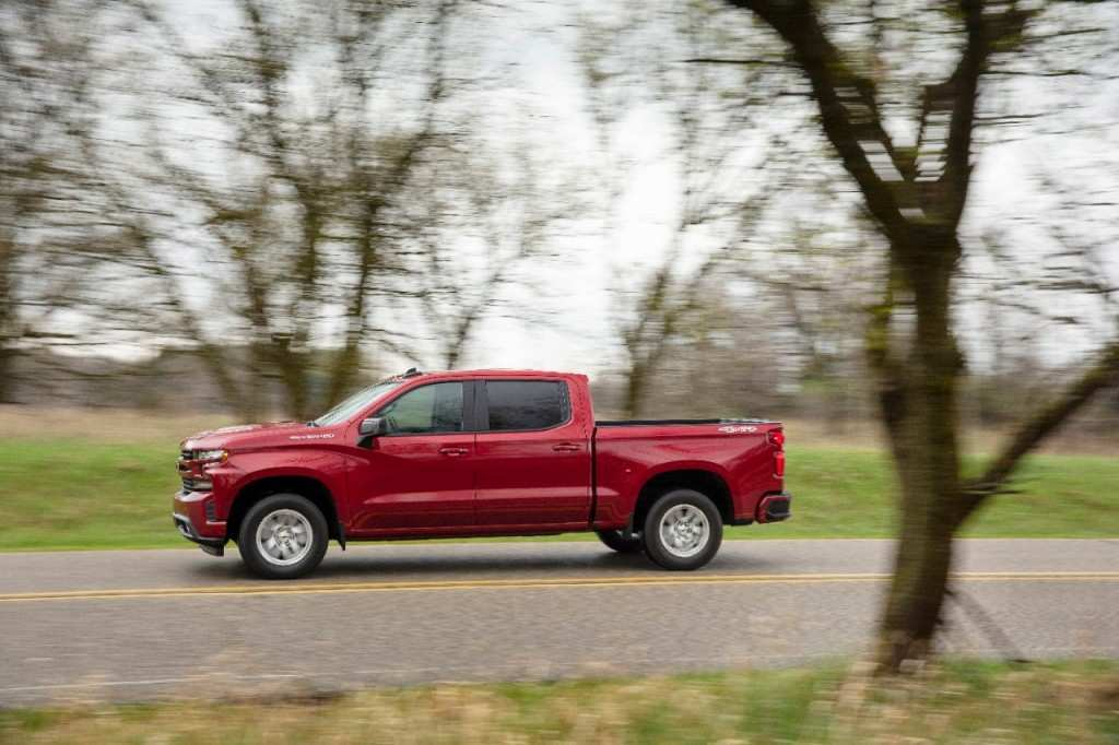 15 The 2019 Chevrolet 1500 Mpg Spesification for 2019 Chevrolet 1500 Mpg